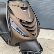 Piaggio Zip 4-takt EURO4 model 2020 BMW Marrakesh Brown - jed world