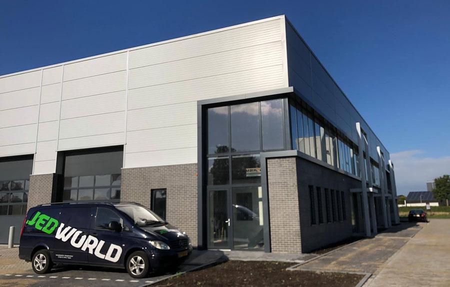 JED World pand Veghel