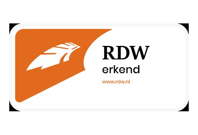 RDW Erkend - JED World Vegel